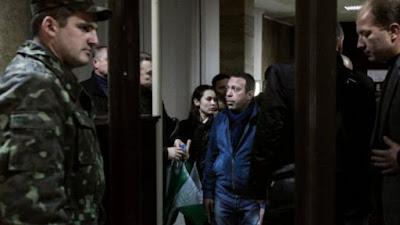 "СБУ и Генпрокуратура арестовали главу политсовета партии ""УКРОП"" Корбана"