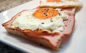 telur sumber protein