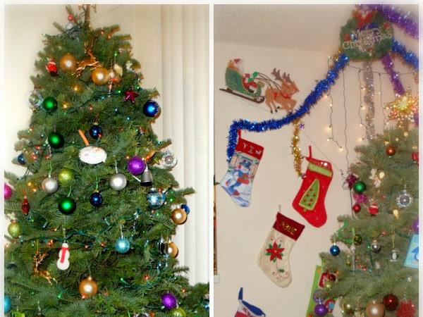 La decoracion navideña puede unir aún más a la familia