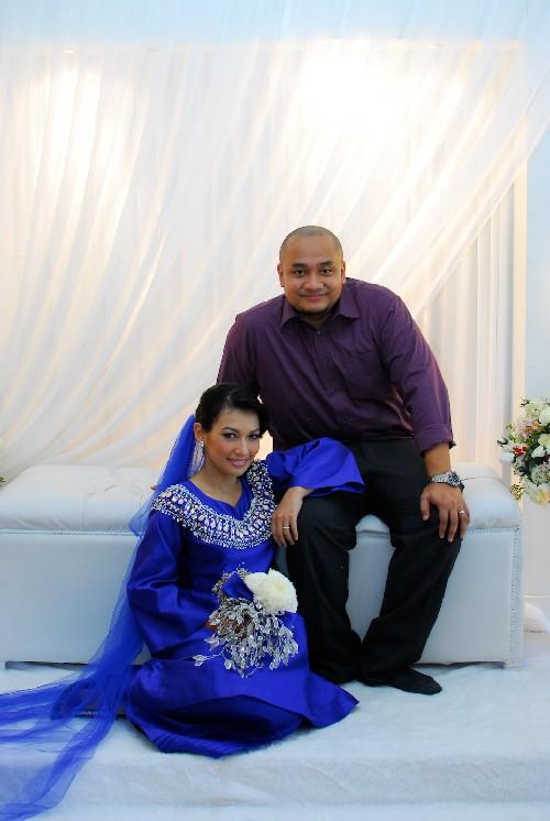 Gambar Pertunangan Misha Omar - Firos