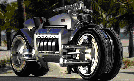 unique motorcycle dodge tomahawk  superbike