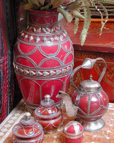 céramique marocain