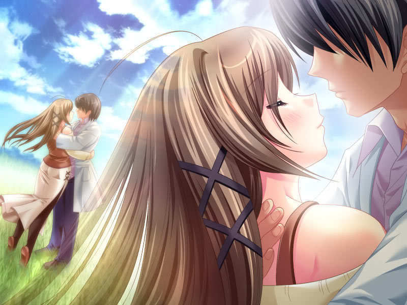 Top Anime Romances   Great Anime Love Stories