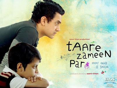Aamir Khan - Aamir Khan filmleri - Taare Zameen Par film yorumu - Taare Zameen Par - İzlenmesi gereken hint filmleri