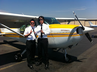 pilot flight school