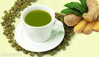 Slabeste rapid cu cafeaua verde