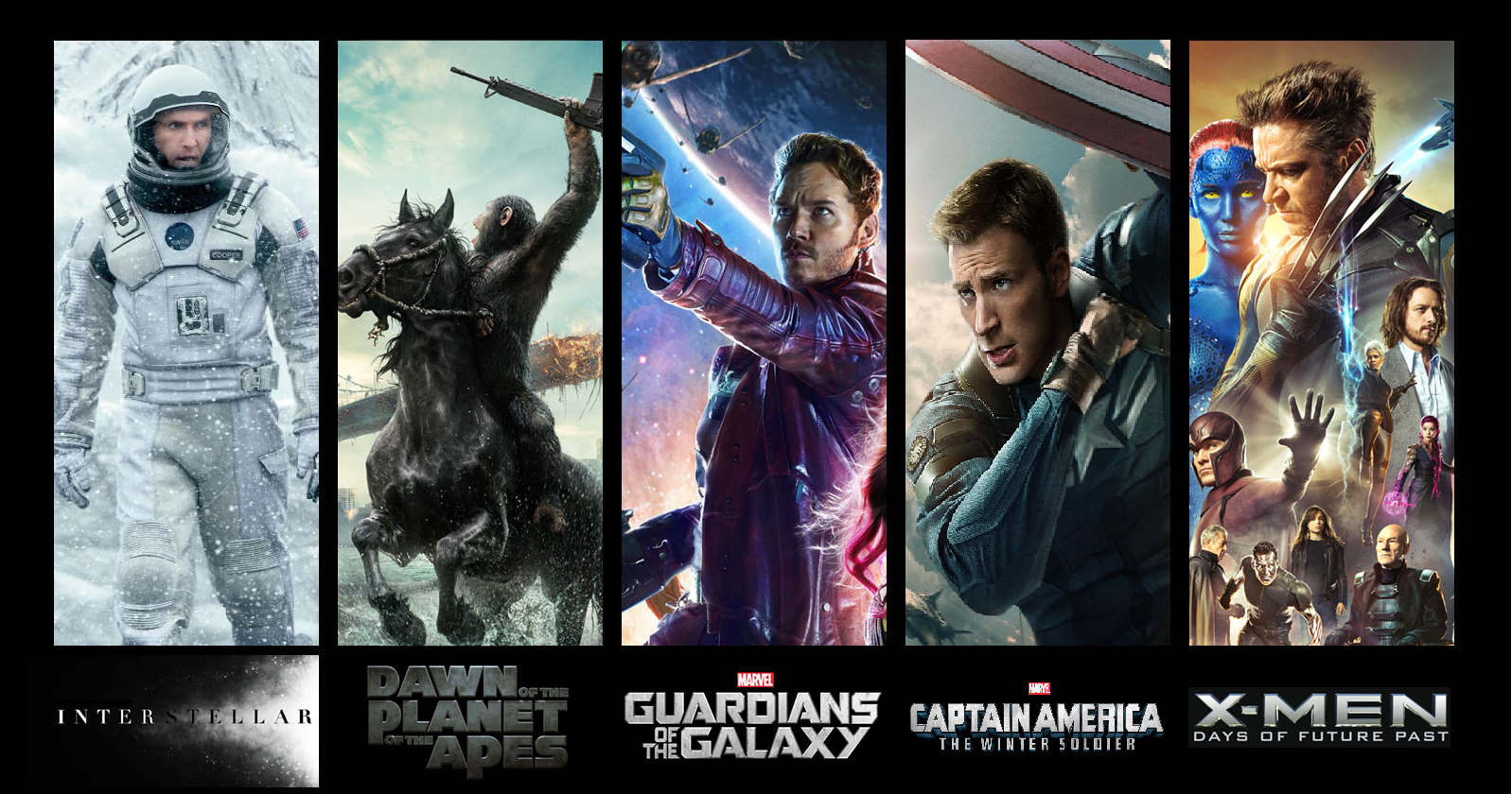 Oscars 2015 visual effects