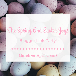 Spring & Easter Joys Link Party