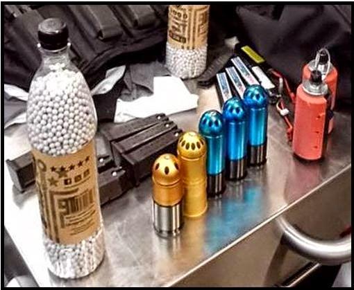 Airsoft Grenades (DEN)