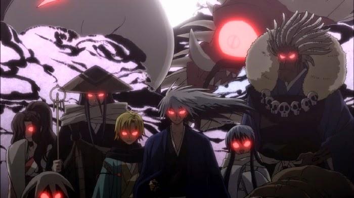 Nurarihyon No Mago Season 2 - Sennen Makyou