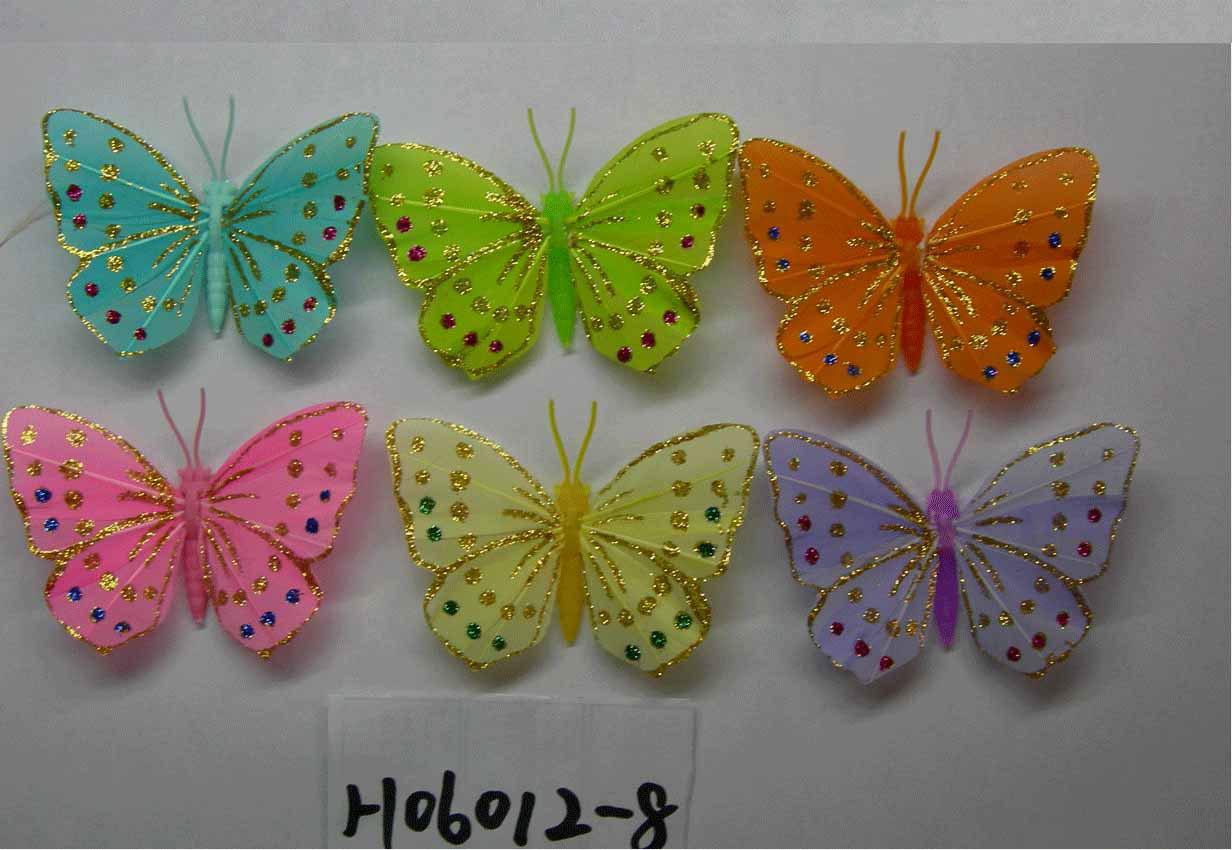 Своими руками большая бабочка 81