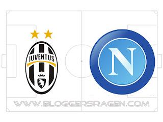 Prediksi Pertandingan Napoli vs Juventus