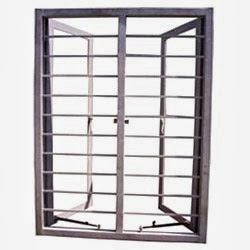 Steel Window And Frame