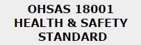 Certificacion OHSas 18001