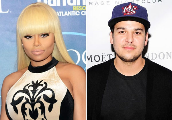 Rob Kardashian Reminds Sisters Kim And Kloe That He's The Only Kardashian Male, And That Blac Chyna Is Having His Son (Screenshot)