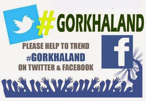#Gorkhaland hashtag trend fails on Twitter