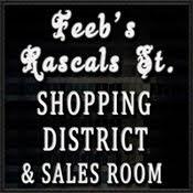 . Feeb's Rascals St. Sales Room