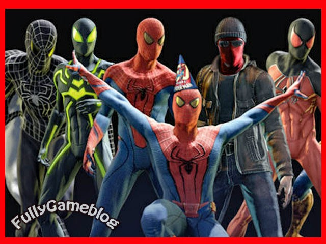 spiderman game for free