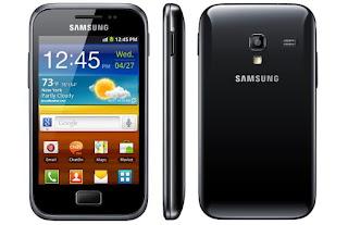 Samsung Galaxy Ace Plus S7500, Samsung Smart phones