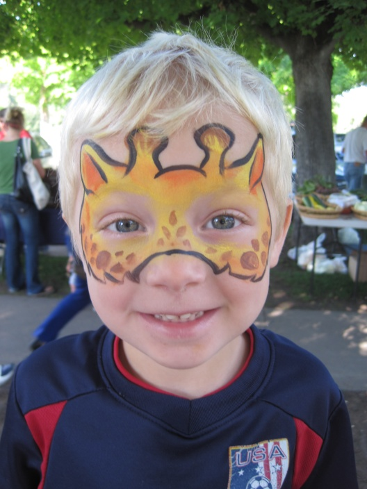 Face Painting Fun By Mary