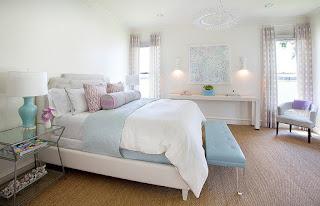 Desain Kamar Tidur Sederhana Dengan Warna Pastel yang Menenangkan