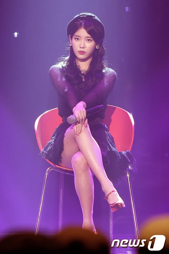 Iu Red Shoes Melody