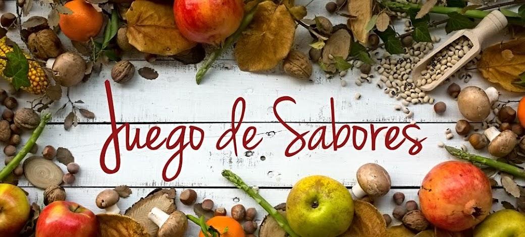 JUEGO DE SABORES