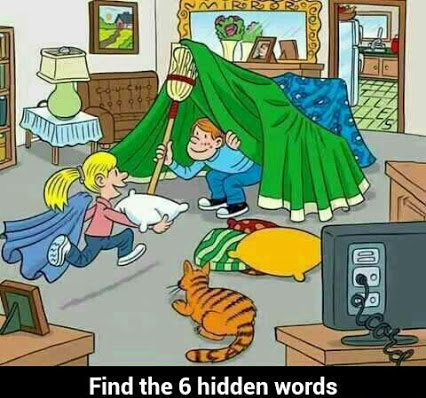 Find The 6 Hidden Words Funny Pictures Quotes Pics