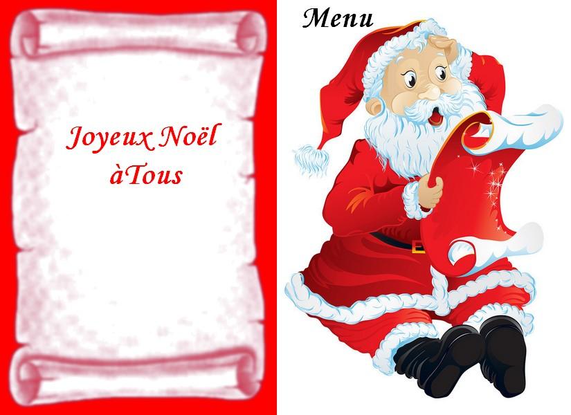 """Résultat de recherche d'images pour """"menu de Noel"""""""