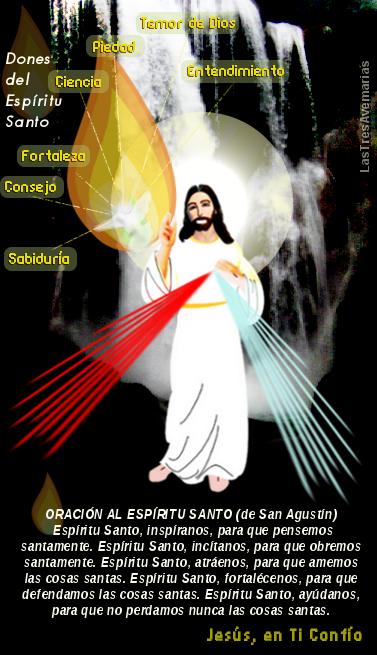 imagen divina misericordia dones espiritu santo