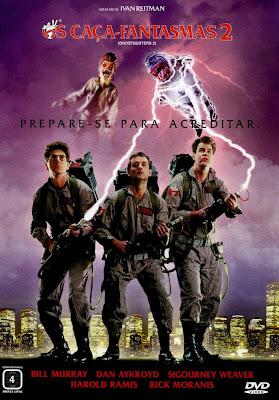 Os Caça-Fantasmas 2 - DVDRip Dublado