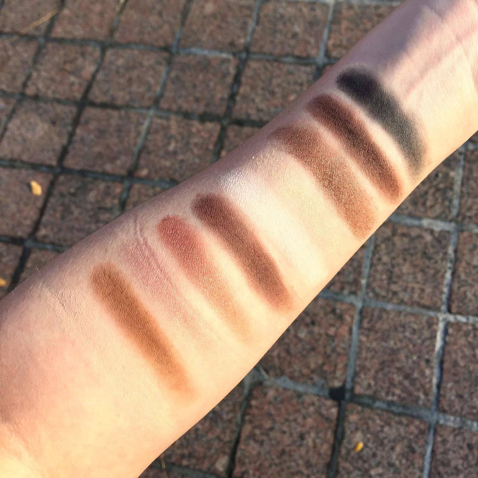 A Little Bit etc.: Review: Zoeva Eyeshadow Palettes