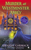 Giveaway: Murder at Westminster Abbey