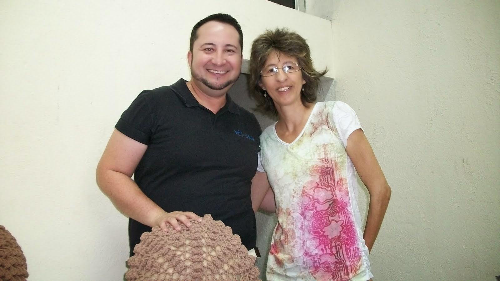 Marcelo Nunes e Regina