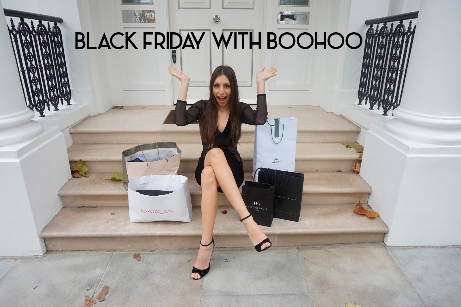 Boohoo Black Friday