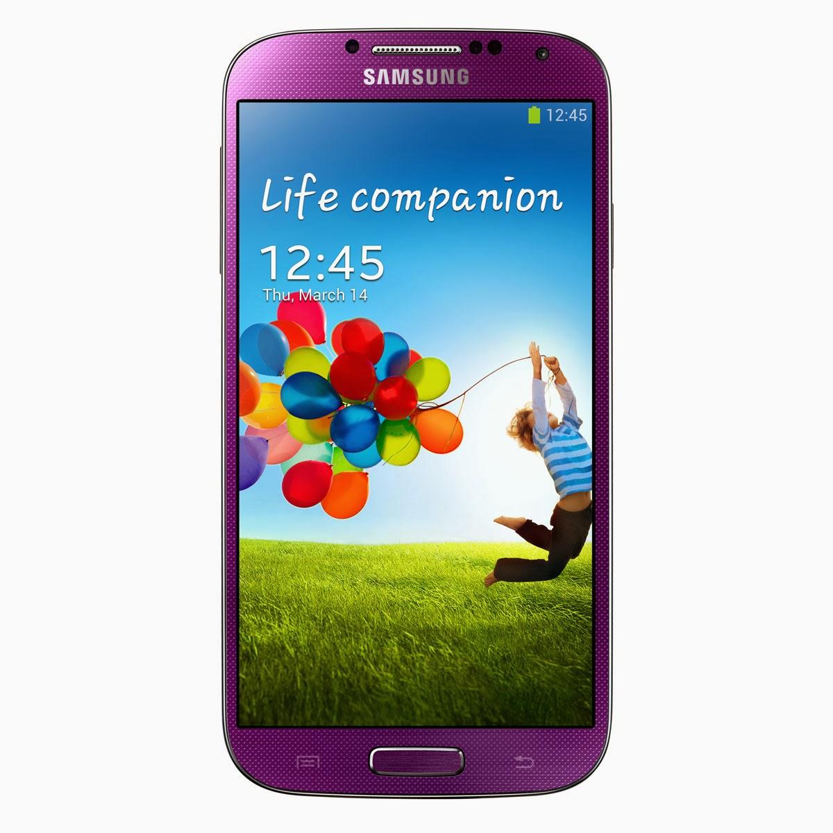 Samsung Galaxy S4 Violet 4G 16Go Comparaison Smartphone