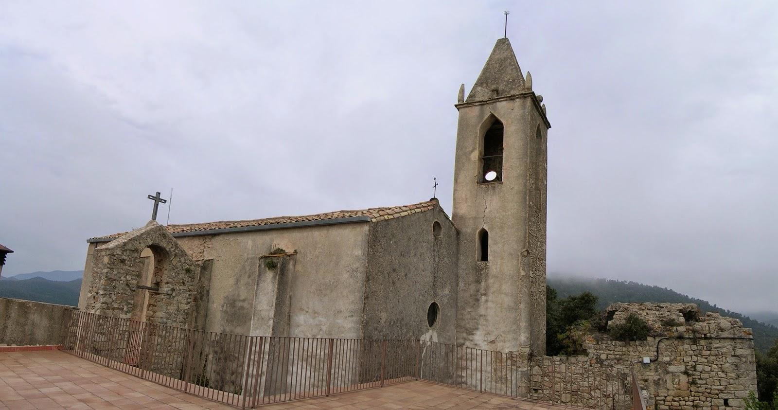 Ermita d'Argimon (El repte dels 100 cims)