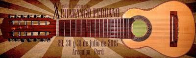 X Festival Internacional del Charango