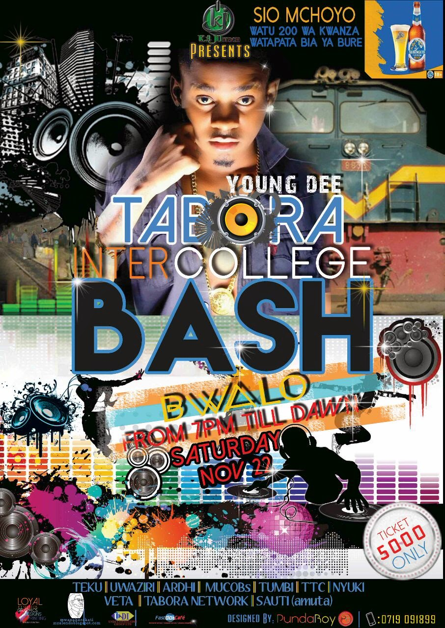 TABORA INTERCOLLEGE BASH