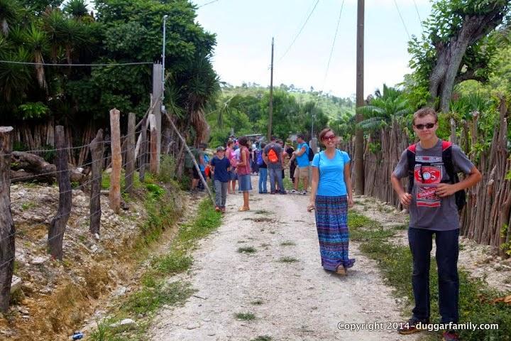 Jedidiah Duggar Central America mission trip