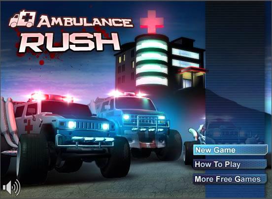 Truck Game : Ambulance Rush