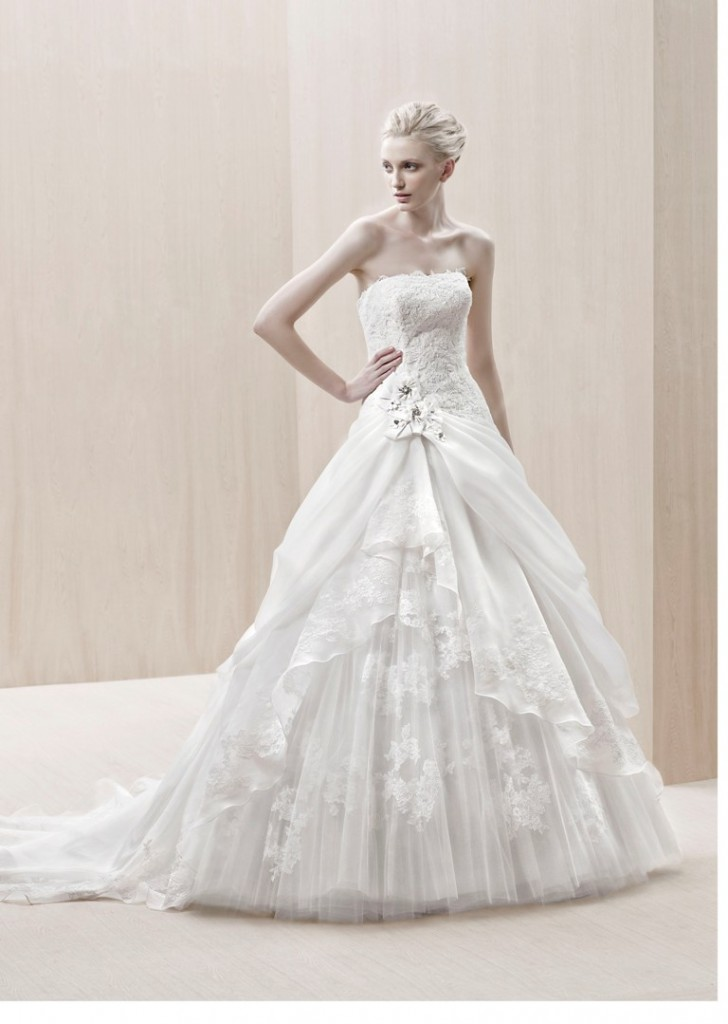 Inner peace in your life the most beautiful wedding dress for Beautiful dresses for weddings