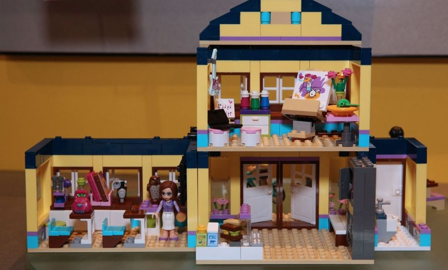 lego friends heartlake high - photo #18