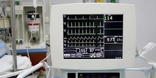 Heart rhythm disturbances trigger a stroke