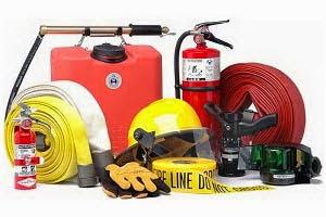 Perlengkapan Alat Pemadam Api