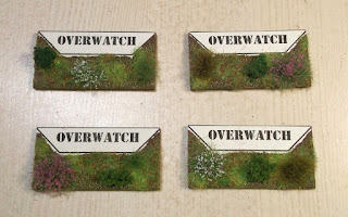 Overwatch Counters for Chain of Command