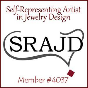 SRAJD Member's Badge