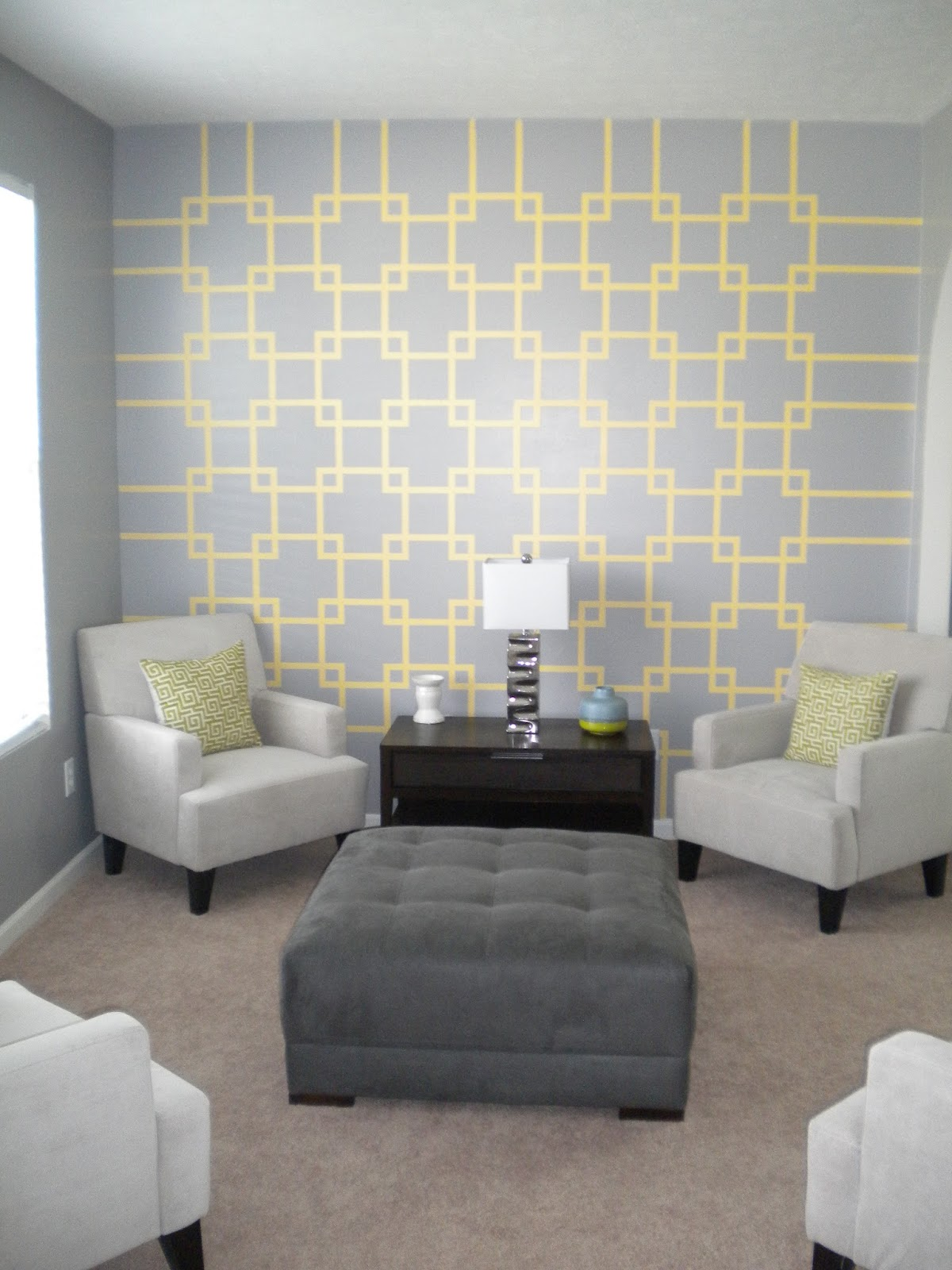 fabulous wall patterns plaid argyle chevron more no stencil