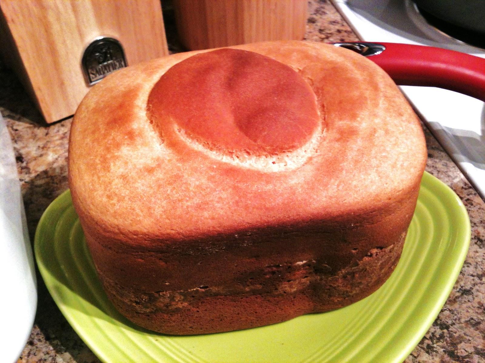 bread machine test