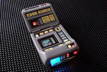 Ένα τηλέφωνο βγαλμένο από το... Star Trek